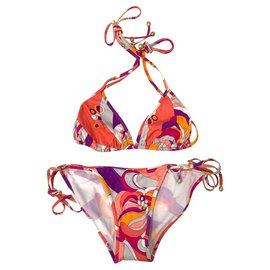 Emilio Pucci-Bikini Pucci multicolore-Multicolore
