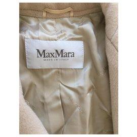 Max Mara-Manteau Max Mara-Beige