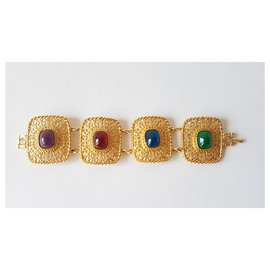 Givenchy-Bracelets-Multiple colors,Golden