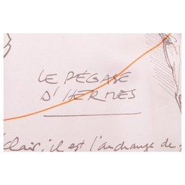 Hermès-hermes the hermes pegase-White