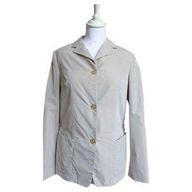 Burberry-Burberry trench coat-Beige
