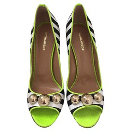 Dsquared2-Talons-Multicolore
