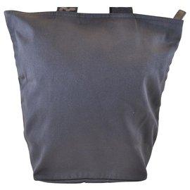 Fendi-Fendi Zucca Tote Bag-Brown
