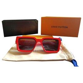 Louis Vuitton-Milionários 1.1 vermelho-Vermelho