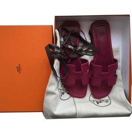 Hermès-Oran-Rose