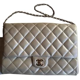 Chanel-Timeless classique-Beige
