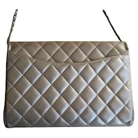 Chanel-Classic Timeless-Beige