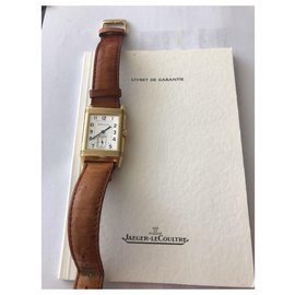 Jaeger Lecoultre-Reverso Duo Collection-Golden