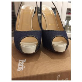 Christian Louboutin-private-Blue