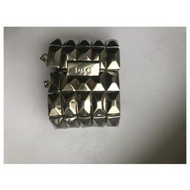 Dolce & Gabbana-Bracelets-Argenté
