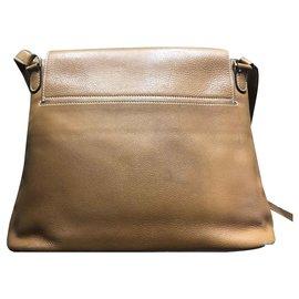 Hermès-Hermès shoulder strap-Beige