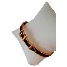 Hermès-Bracelets-Golden