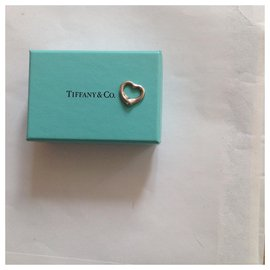 Tiffany & Co-OPEN HEART, ELSA PERETTI, ARGENT.-Argenté