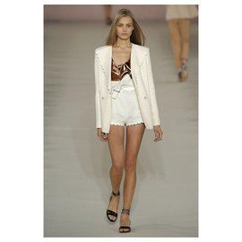 Chloé-Runway Collection-Cream