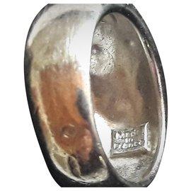 Yves Saint Laurent-Yves Saint Laurent Ring-Silber