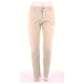 Pinko-Jeans-Beige