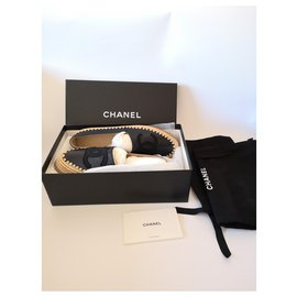 Chanel-Chanel espadrilles-Black