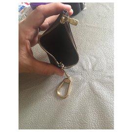 Louis Vuitton-Portefeuilles Petits accessoires-Marron