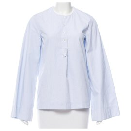 Céline-Tops-White,Blue