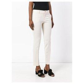 Gucci-Pantalons, leggings-Écru