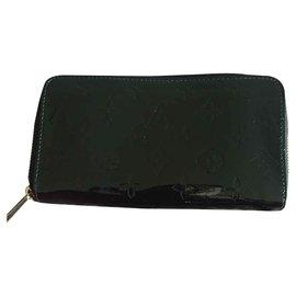 Louis Vuitton-Bourses, portefeuilles, cas-Noir