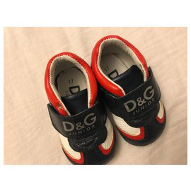 D&G-First steps-Multiple colors