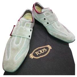 Tod's-baskets-Beige