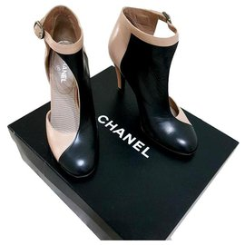 Chanel-Chaussures Chanel-Multicolore