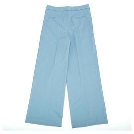 Chloé-Pants, leggings-Blue
