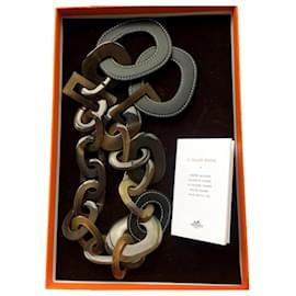 Hermès-Necklaces-Beige