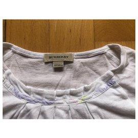 Burberry-Burberry weiße Bluse-Weiß