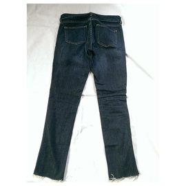 Isabel Marant Etoile-jeans-Bleu