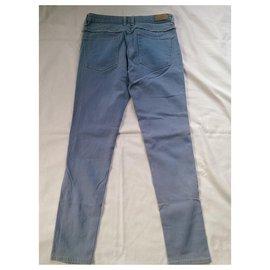 Sandro-Jeans-Hellblau