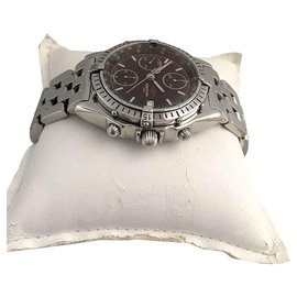 Breitling-Chronomat-Gris anthracite