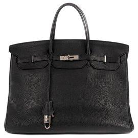 Hermès-Birkin 40-Schwarz