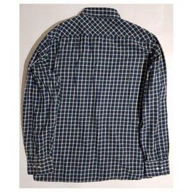 Tommy Hilfiger-chemises-Bleu,Multicolore