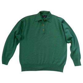 Eric Bompard-Blazers Jackets-Green
