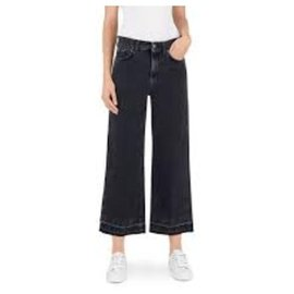 7 For All Mankind-Flare jeans-Black