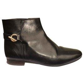 Tila March-Tila March boots-Black