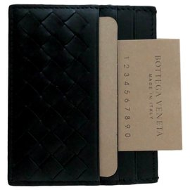 Bottega Veneta-Portefeuilles Petits accessoires-Noir