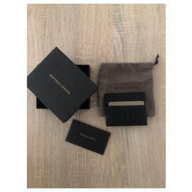 Bottega Veneta-Wallets Small accessories-Black
