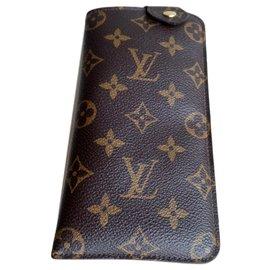 Louis Vuitton-ETUI GM MONOGRAMME-Autre