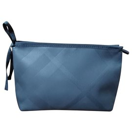 Burberry-Beauty case-Dark blue