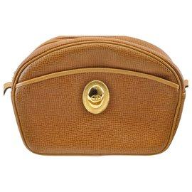 4be12fed6 Dior-Bolsa de Ombro Vintage Dior-Marrom ...