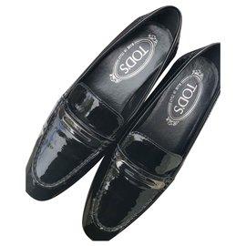Tod's-ballerina-Black