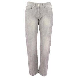 Isabel Marant Etoile-Pantalon-Gris