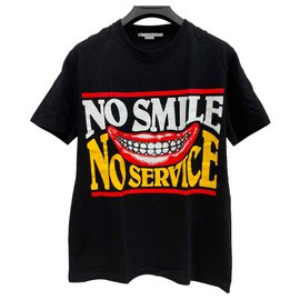 Stella Mc Cartney-camiseta-Preto