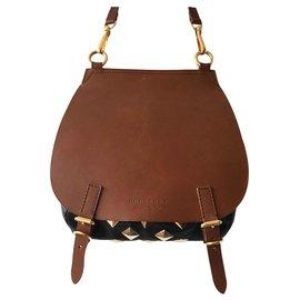 Burberry-Burberry cross-body bag-Caramel