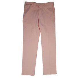 Polo Ralph Lauren-Pantalons-Rose