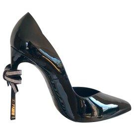 Saint Laurent-Heels-Black